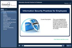 View a course on Information Security Practices