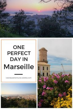 How to spend one perfect day in Marseille, France - what to do, where to go, and what to eat and see - expert tips and travel advice - new Cassidy's Adventures blog post