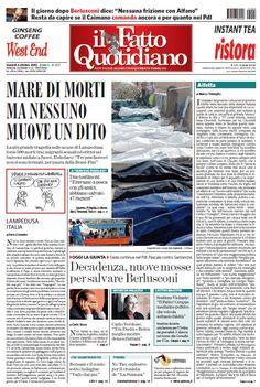 Il Fatto Quotidiano (04-10-13) Italian | True PDF | 24 pages | 8,64 Mb