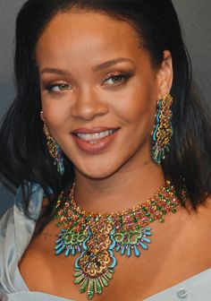 May 19: Rihanna attends the Chopard SPACE Party in Cannes, France.