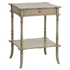 Redford House Clover Side Table @LaylaGrayce