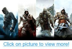Assassins Creed all Characters Playmat
