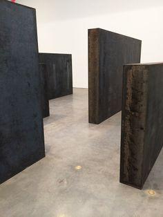 A Richard Serra Afternoon - DeSmitten Design Blog