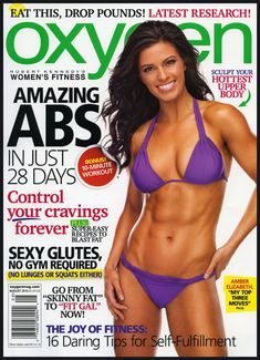 BEST women's magazine for learning how to lift weight's & eat clean for the best body you'll ever have.
