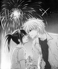 Usui and Misaki~Under the Fireworks Maid Sama Manga, Anime Maid, Hot Anime Boy, Anime Love, Yatori, Best Love Stories, Usui, Kaichou Wa Maid Sama, Old Anime