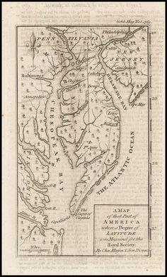 43 Best Delaware Maps images   Delaware map, Delmarva peninsula ...