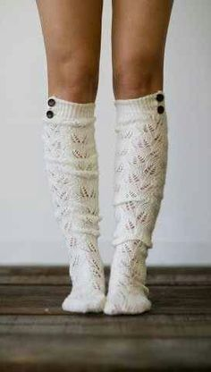 Warm cozy socks for those long winter nights