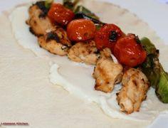 Chicken Shawarma Rec