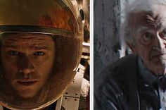 """The John Lewis Christmas Ad Is Essentially """"The Martian"""""""