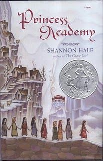 I almost didnt read it because of the name... but Shannon Hale is sooo good
