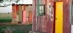 """In Bloemfontein, South Africa, the Emoya Luxury Hotel & Spa built a fake shanty town and allows tourist to stay in """"shacks,"""" so they can experience living in poor conditions. For $8, about half the average monthly salary in South Africa, you, friends, relatives, or associates can spend a night in a shack made out of iron sheets (that doesn't sound remotely romantic by the way).  Offensive doesn't even begin to describe my feelings about this...."""