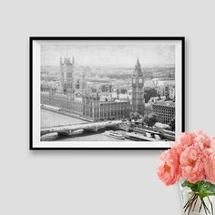 London Photography Print London Instant Download by AskPrintables