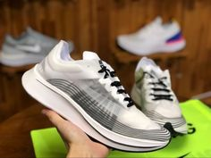 210c2003fbd3 Men s NikeLab Zoom Fly SP Oreo White Black AA3172-101-2