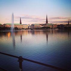 Beautiful Hamburg! ❤️#fashionandfriends.com/de