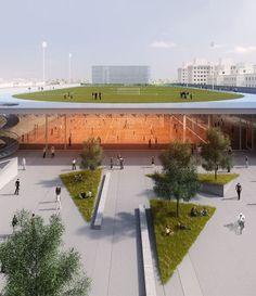 UFCSPA Campus Igara, OSPA | ARQUITETURA E URBANISMO, world architecture news, architecture jobs