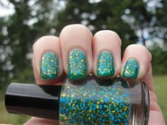 Hey, I found this really awesome Etsy listing at https://www.etsy.com/listing/163244973/peculiar-full-size-glitter-nail-polish