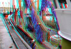 Haven Scheveningen 3D