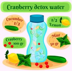 Daily detox drinks aren't always pleasant however they are an excellent way to kickstart a detox #detox.