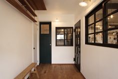 Entrance Hall, Mudroom, Building A House, Home Goods, Entryway, House Design, Architecture, Wall, Furniture