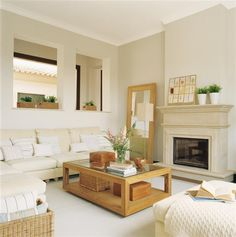 Misión : Un pequeño salón perfecto.  Consejos útiles. ElMueble.com