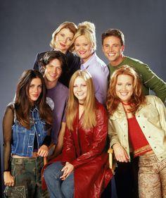 Series del recuerdo: Sabrina, cosas de bruja