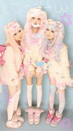 Fairy kei girlz