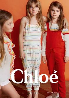 Chloé Spring Summer 17 collection Available on Smallable : http://en.smallable.com/chloe Babies. Boys. Girls. Toddlers. Childrenswear. Fashion. Summer. Outfits. Clothes. Smallable. Dress. Circus. Legging. Summer outfit.
