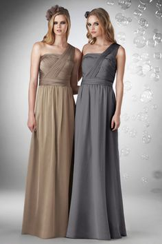 Style #714 - Bari Jay Bridesmaids. Such a romantic look!