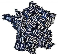 Numéros De France by Costa