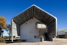 Inês Lobo + Ventura Trindade Arquitectos > Complexo de Artes e Arquitetura da Universidade de Évora