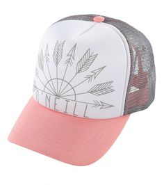 Look at this Orange Arrow Blissful Trucker Hat Western Hats, Western Wear, Cowboy Hats, Country Hats, Country Outfits, Country Girl Style, Country Girls, My Style, Cowgirl Outfits