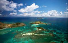 Lugares mais lindos do mundo: Saint Martin, Caribe