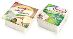 Yaşinoğlu Peynir Ambalaj Tasarımı (Packaging Design)
