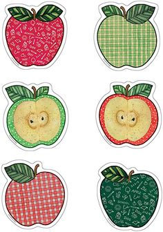 Apple Accents from Susan Winget