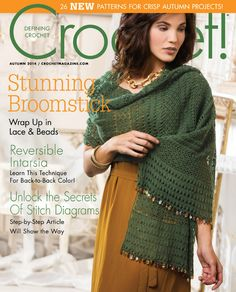 REVISTA Crochet! - Autumn 2014