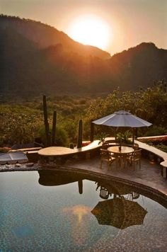 Tepoztlan, Mexico. Just miles away from Mexico City, this beautiful village is often referred as the most mistic place in the country.