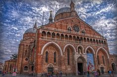 Basilica of Saint Anthony by Hanny Heim on Fine Art America. #italy #padova #piazzadelsanto @floridana