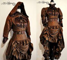 """트위터의 ART In G 자료 봇 님: """"myoppa-creation님의 스팀펑크풍 드레스 #스팀펑크 #드레스 #패션 #디자인 #자료 #아트인지 #Steampunk #Dress #Fashion #Design #Reference #ArtInG https://t.co/maDxlHvj7N"""""""