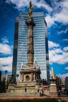 2014 - Mexico City - El Angel de la Inpendencia Cancun continues being the No. 1 leading desired destination for…