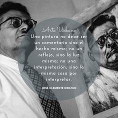 #UnDíaComoHoy (23 de noviembre) pero de 1883 nació José Clemente Orozco, pilar del muralismo mexicano. #Pintura #murales Clemente Orozco, Tinkerbell, Artworks, Pintura, Urban Art, November, Murals, Artists
