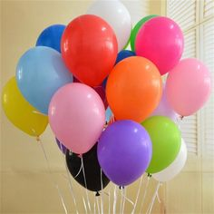 Cheap decoration ballon, Buy Quality decorative decorative directly from China decoration pink Suppliers: 20 PC 12 Inch Latex Balloons Globos Party Air Balloons Birthday Decoration Ballons Pink Purple Party Wedding Decoration Party Ballons, Helium Balloons, Balloon Arch, Latex Balloons, The Balloon, Birthday Balloons, Pink Purple Party, Purple Birthday, Christmas Birthday Party