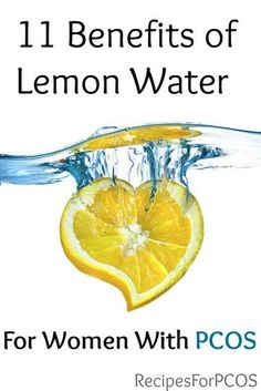 11 Benefits of Lemon Water For Women With PCOS!  If you have PCOS, it's very important what you put into your body.  Find out how lemon water can help you manage your hormones, detox and much more!  Also check out all of our PCOS Recipes!