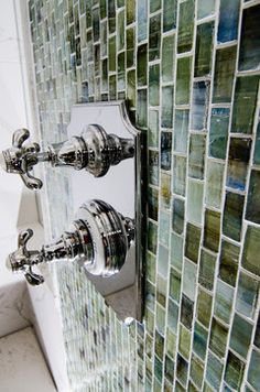 Spa Master Bath Retreat - traditional - bathroom - boston - Megan Meyers Interiors