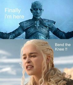 FFS Dany!! Game of Thrones.