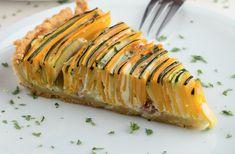 Tarte spirale aux légumes (carottes & courgettes)