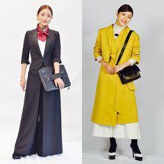 ポジティブになれる悦子スタイル♡そのヘアスタイル総集編見せちゃいます in 2020 Daily Fashion, Fashion Photo, Asian Style, Hijab Fashion, Work Wear, Feminine, Street Style, Female, My Style
