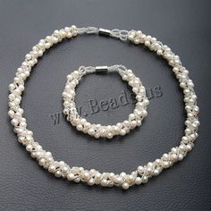 Fashion Women/'s authentique violet 9-10 mm Akoya Cultured Pearl Collier Pendentif