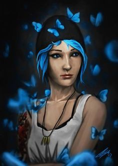 Life Is Strange - Chloe Price | via Facebook