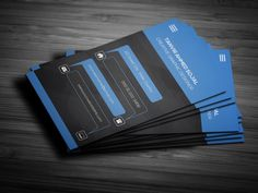 Professional business card template business cards card templates an stylish app screen looking print template a business card design for creative people fbccfo Image collections