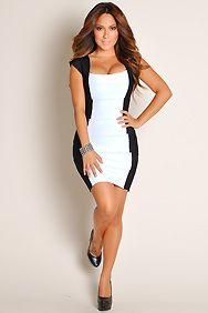 Club Dresses, Cheap Club Dresses, Sexy White Club Dresses ...